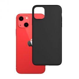 """Juodas matinis dėklas Apple iPhone 13 """"3MK"""""""