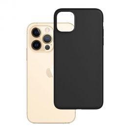"""Juodas matinis dėklas Apple iPhone 13 Pro """"3MK"""""""