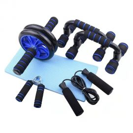 Juodas-mėlynas volelio rinkinys AB Roller ABW007