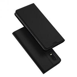 """Juodos spalvos atverčiamas dėklas Samsung Galaxy G715 Xcover Pro """"Dux Ducis Skin Pro"""""""