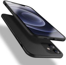 """Juodos spalvos dėklas Apple iPhone 12 mini """"X-level Guardian"""""""
