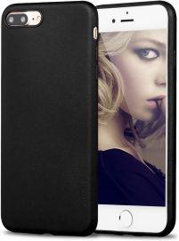 """Juodos spalvos dėklas Apple iPhone 7 Plus / 8 Plus """"X-level Guardian"""""""