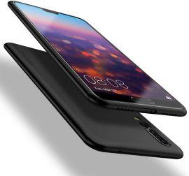 """Juodos spalvos dėklas Huawei P20 Pro / P20 Plus """"X-level Guardian"""""""