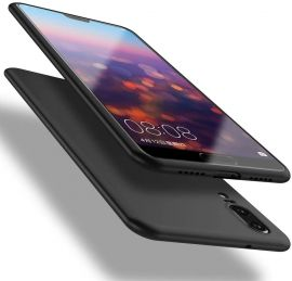 """Juodos spalvos dėklas Huawei P20 """"X-level Guardian"""""""