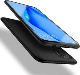 """Juodos spalvos dėklas Huawei P40 Lite / Nova 6 SE / Nova 7i """"X-level Guardian"""""""