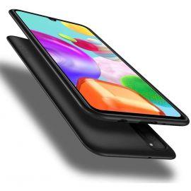 "Juodos spalvos dėklas Samsung Galaxy A025F A02s ""X-level Guardian"""