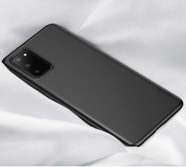 "Juodos spalvos dėklas Samsung Galaxy A035 A03s ""X-level Guardian"""