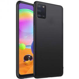 """Juodos spalvos dėklas Samsung Galaxy A31 """"X-level Guardian"""""""