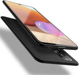 "Juodos spalvos dėklas Samsung Galaxy A325 A32 4G ""X-level Guardian"""
