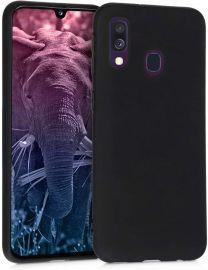 """Juodos spalvos dėklas Samsung Galaxy A405 A40 """"X-level Dynamic"""""""