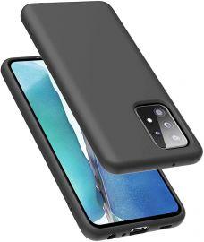 """Juodos spalvos dėklas Samsung Galaxy A525 A52 / A526 A52 5G """"X-level Dynamic"""""""