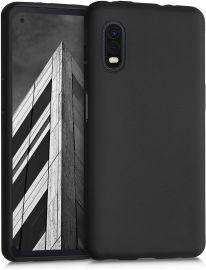 """Juodos spalvos dėklas Samsung Galaxy G715 Xcover Pro """"X-level Guardian"""""""