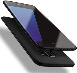 """Juodos spalvos dėklas Samsung Galaxy G935 S7 Edge""""X-level Guardian"""""""