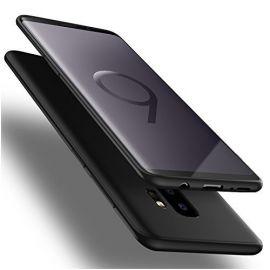 """Juodos spalvos dėklas Samsung Galaxy G965 S9 Plus """"X-level Guardian"""""""