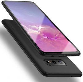 "Juodos spalvos dėklas Samsung Galaxy G970 S10e ""X-level Guardian"""