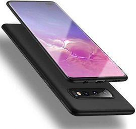 """Juodos spalvos dėklas Samsung Galaxy G975 S10 Plus """"X-level Guardian"""""""
