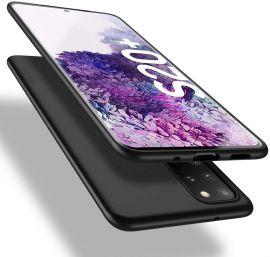 """Juodos spalvos dėklas Samsung Galaxy G986 S20 Plus """"X-level Guardian"""""""