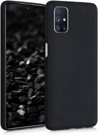 """Juodos spalvos dėklas Samsung Galaxy M51 """"X-level Guardian"""""""