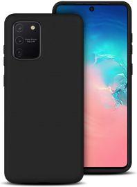 """Juodos spalvos dėklas Samsung Galaxy S10 Lite / A91 """"X-level Dynamic"""""""