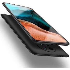 "Juodos spalvos dėklas Xiaomi Poco F2 Pro / K30 Pro ""X-level Guardian"""