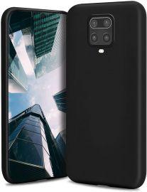 "Juodos spalvos dėklas Xiaomi Redmi Note 9 Pro / Note 9S / Note 9 Pro Max ""X-level Dynamic"""