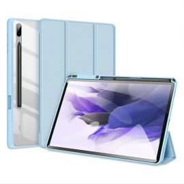 """Mėlynas dėklas Samsung T730 / T736B Tab S7 FE 2021 / T970 / T976B TAB S7 Plus """"Dux Ducis Toby"""""""