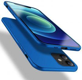 """Mėlynos spalvos dėklas Apple iPhone 12 mini """"X-level Guardian"""""""