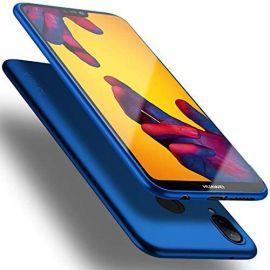 """Mėlynos spalvos dėklas Huawei P20 Lite """"X-level Guardian"""""""