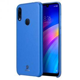 "Mėlynos spalvos dėklas Xiaomi Redmi 7 ""Dux Ducis Skin Lite"""