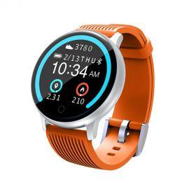 Oranžinis išmanusis laikrodis Lenovo BLAZE HW10H