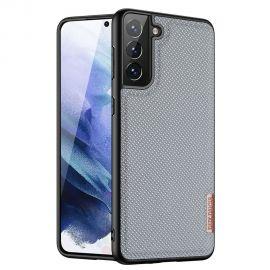 """Pilkas dėklas Samsung Galaxy S21 Plus 5G """"Dux Ducis Fino"""""""