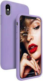 """Purpurinės spalvos dėklas Apple iPhone X / XS """"X-level Dynamic"""""""