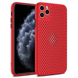 """Raudonas dėklas Apple iPhone 7 / 8 / SE 2020 """"Breath"""""""