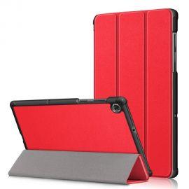 """Raudonas dėklas Lenovo Tab M10 Plus X606 10.3 """"Smart Leather"""""""