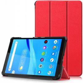 """Raudonas dėklas Lenovo Tab M8 8.0 """"Smart Leather"""""""