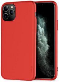 """Raudonos spalvos dėklas Apple iPhone 11 Pro """"X-level Guardian"""""""
