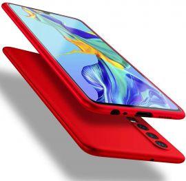 """Raudonos spalvos dėklas Huawei P30 """"X-level Guardian"""""""