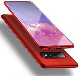 """Raudonos spalvos dėklas Samsung Galaxy G973 S10 """"X-level Guardian"""""""
