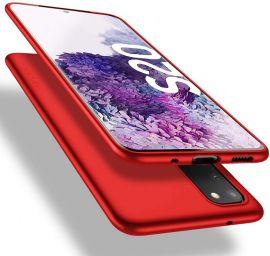 """Raudonos spalvos dėklas Samsung Galaxy G981 S20 """"X-level Guardian"""""""