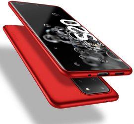 """Raudonos spalvos dėklas Samsung Galaxy G988 S20 Ultra """"X-level Guardian"""""""