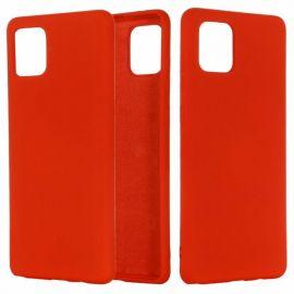 """Raudonos spalvos dėklas Samsung Galaxy Note 10 Lite / A81 """"X-level Dynamic"""""""