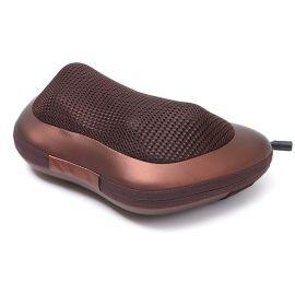 Ruda masažinė pagalvėlė MP002