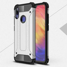 """Sidabrinis dėklas Xiaomi Redmi 7 """"Armor Neo"""""""