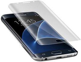 """Skaidrus apsauginis stikliukas Samsung Galaxy G935 S7 Edge """"Nano Optics 5D UV Glue"""""""