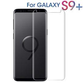 """Skaidrus apsauginis stikliukas Samsung Galaxy G965 S9 Plus """"Nano Optics 5D UV Glue"""