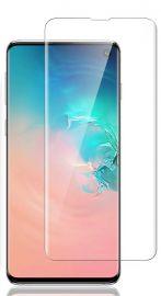 """Skaidrus apsauginis stikliukas Samsung Galaxy G970 S10e """"Nano Optics 5D UV Glue"""""""