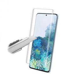 """Skaidrus apsauginis stikliukas Samsung Galaxy G981 S20 """"Nano Optics 5D UV Glue"""""""