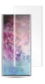"""Skaidrus apsauginis stikliukas Samsung Galaxy N970 Note 10 """"Nano Optics 5D UV Glue"""""""