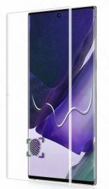 """Skaidrus apsauginis stikliukas Samsung Galaxy Note 20 """"Nano Optics 5D UV Glue"""""""
