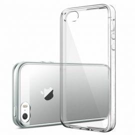 """Skaidrus dėklas Apple iPhone 5 """"X-level Antislip"""""""